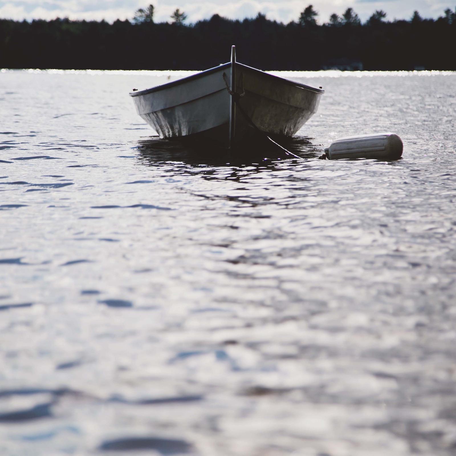 Boat by Travis Percival