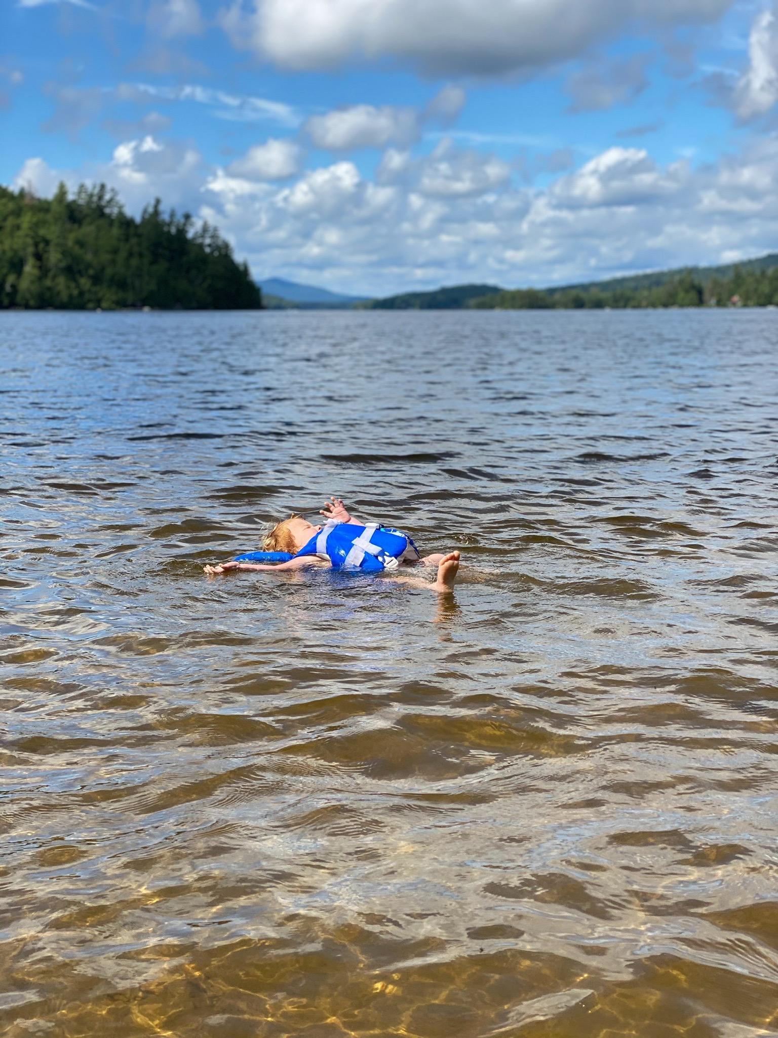 JK BURDEN floating